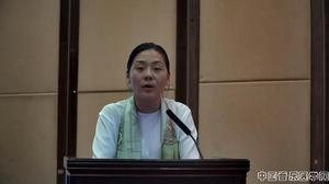 麻浩珍女士 浙江乾宁健康产业有限公司董事长